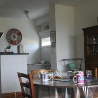 cuisine ouverte sur salle séjour