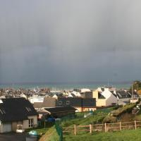 ciel orage à Kerhos