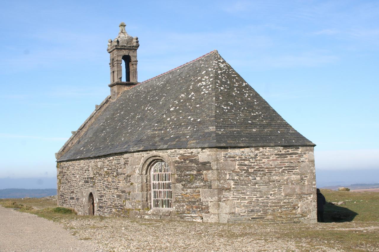 Chapelle Mt St Michel de Brasparts
