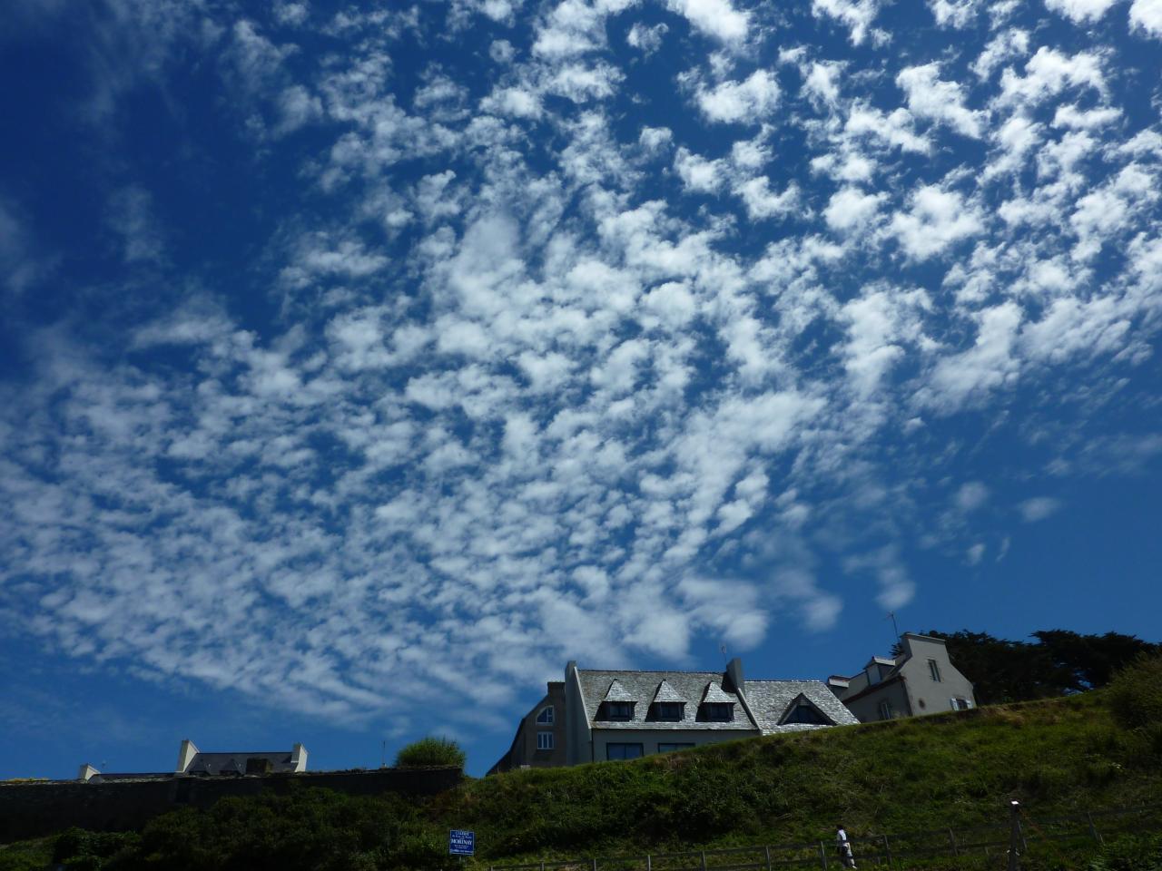 Sous le ciel du Conquet