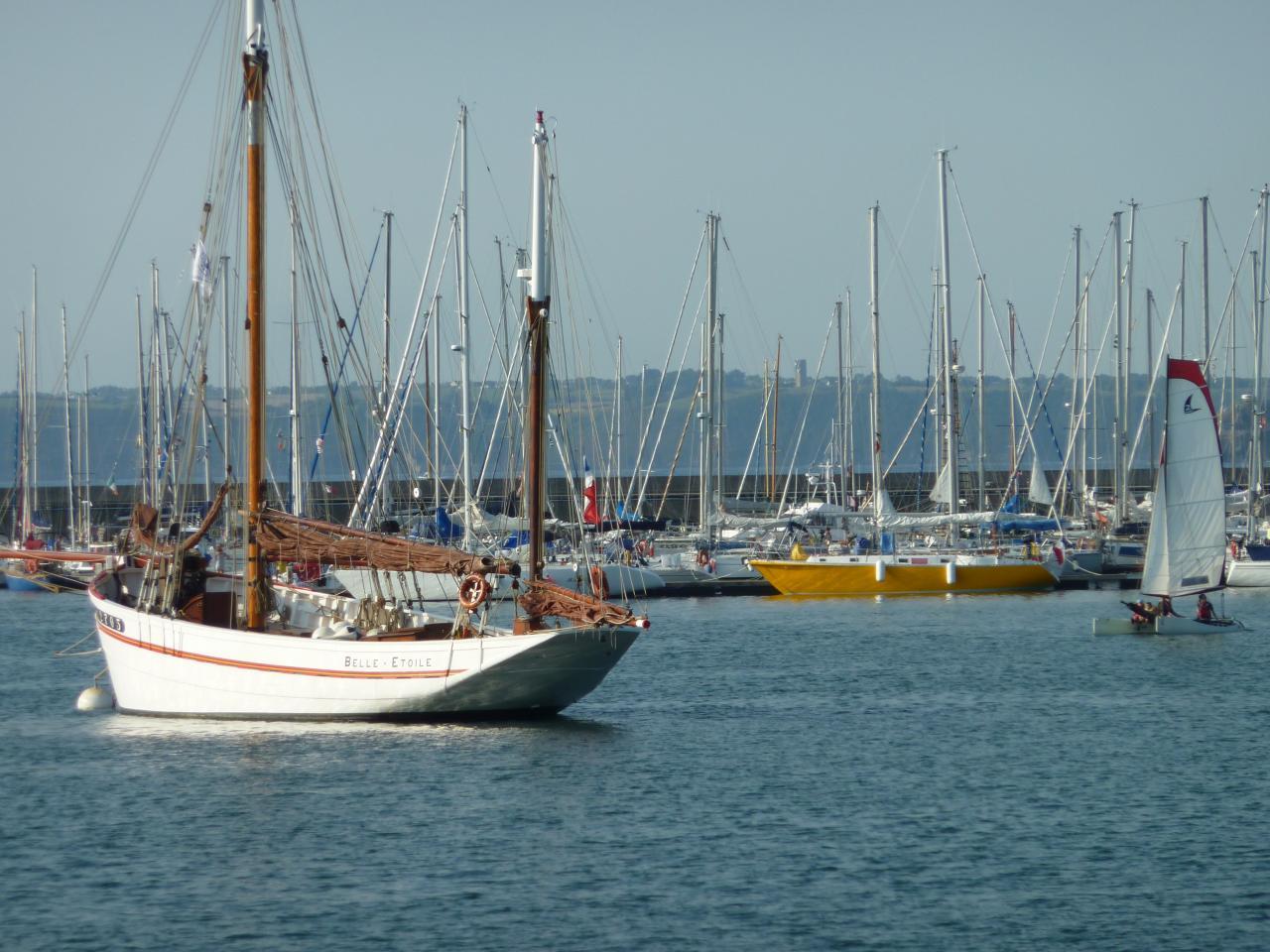 Port plaisance Camaret