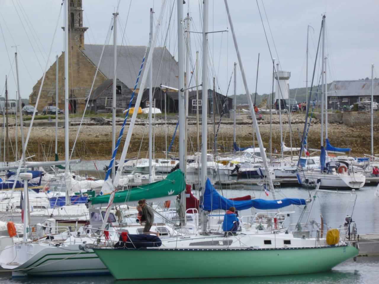 Notre Dame de Rocamadour + bateau d'Antonin