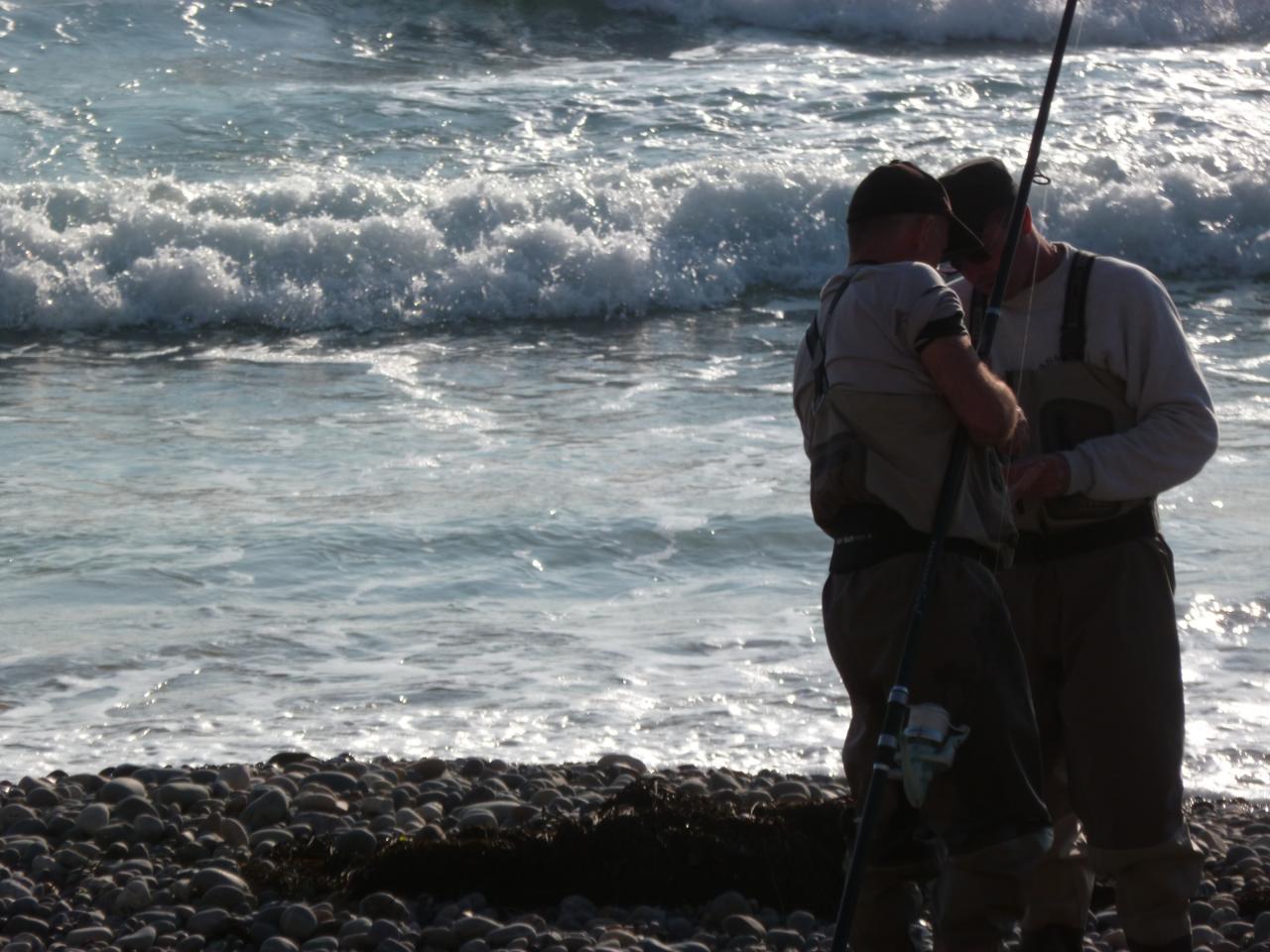 Pêche à Kertanguy